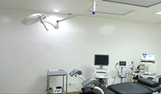 IVF Procedure Room